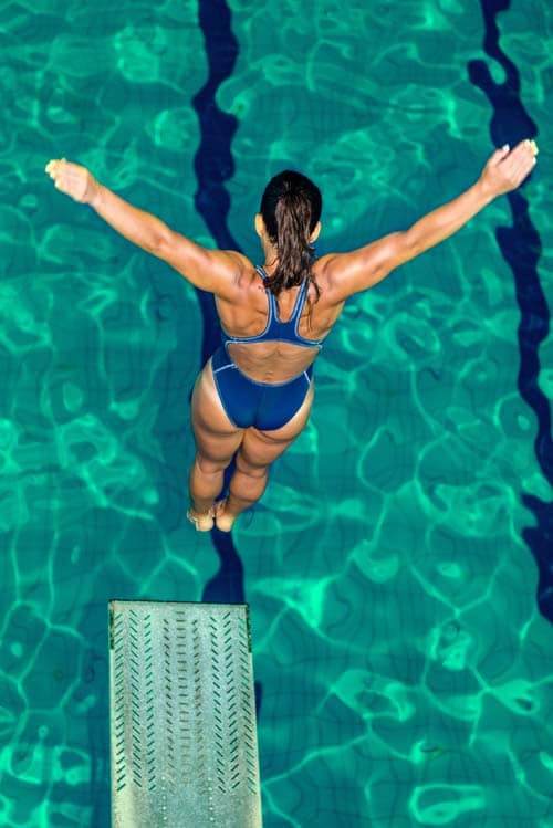 Homeowners Insurance - Pool Diving Board